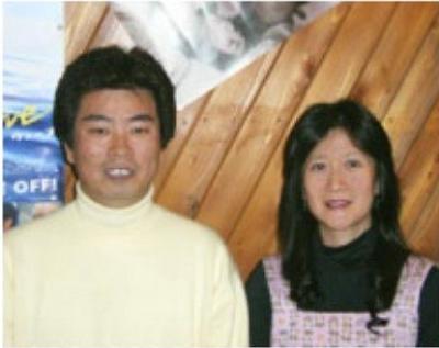 三浦春馬の継父と実母