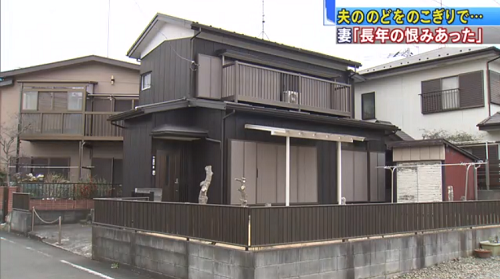 丸洋子の自宅